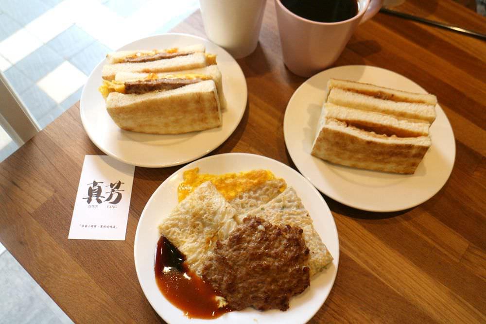 [行天宮站]真芳-碳烤吐司/紅茶牛奶 民生店 古早味粉漿蛋餅/台北 ...