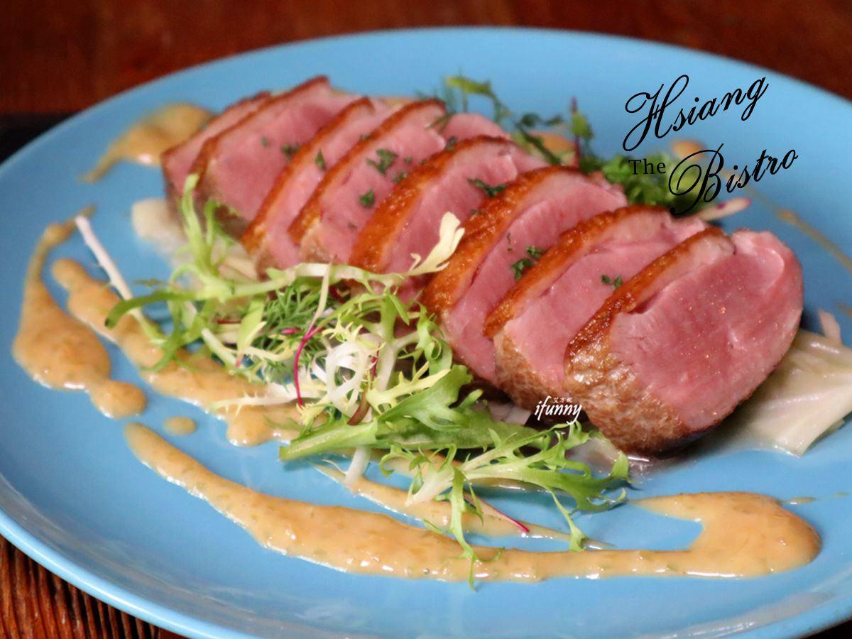 [忠孝敦化站]Hsiang 向 the Bistro 東區頂法式料理~母親節最佳禮物/東區餐酒館推薦