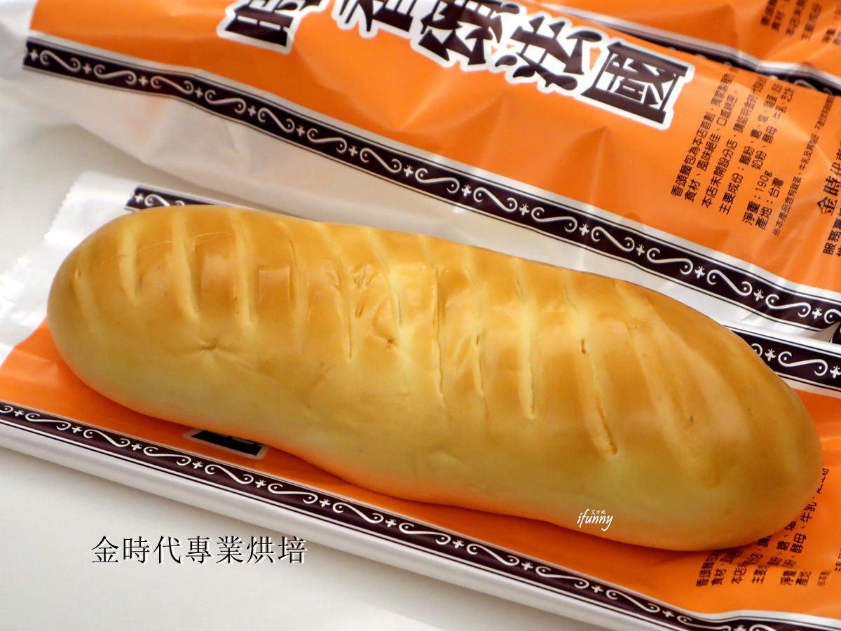 [桃園龜山美食]金時代專業烘焙~只賣兩種麵包,一出爐就秒殺的毛毛蟲麵包/香頌法國麵包