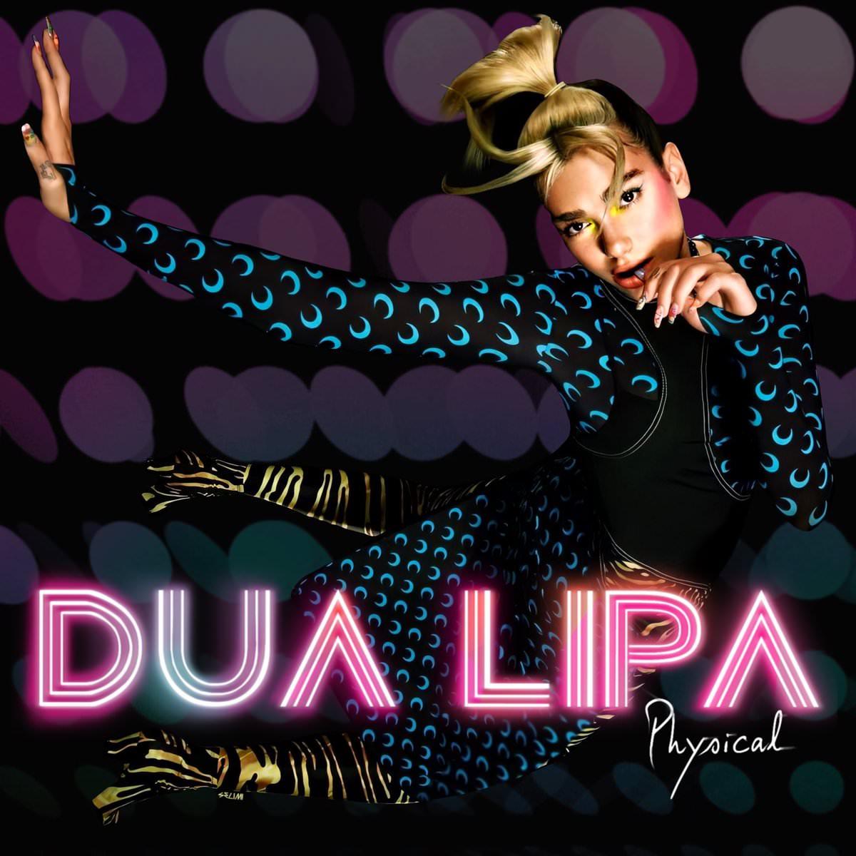 週末夜聽艾方妮說音樂 | Dua Lipa – Physical