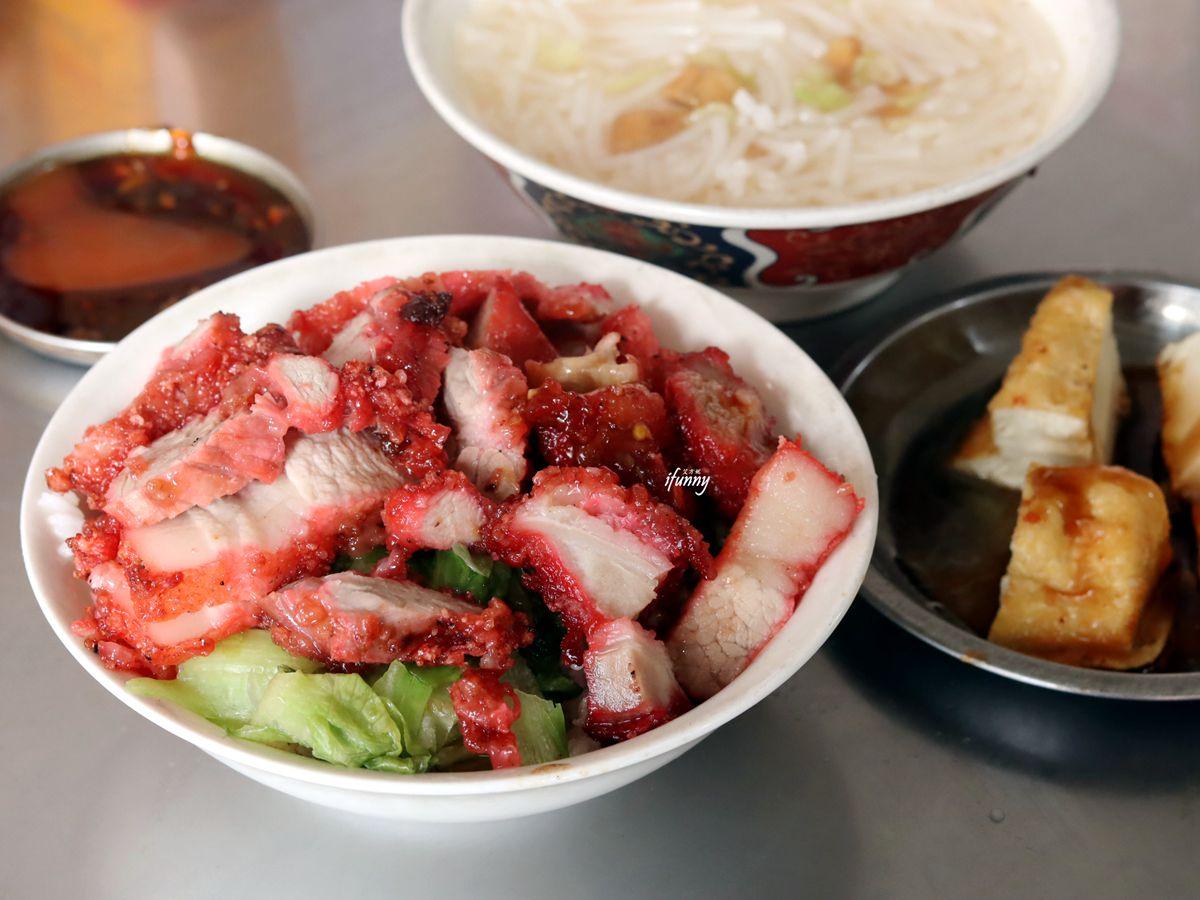 龍山寺站 | 潘記燒肉飯 加價升級版 加好加滿不用百元 萬華米粉湯/鹹粥/魯肉飯