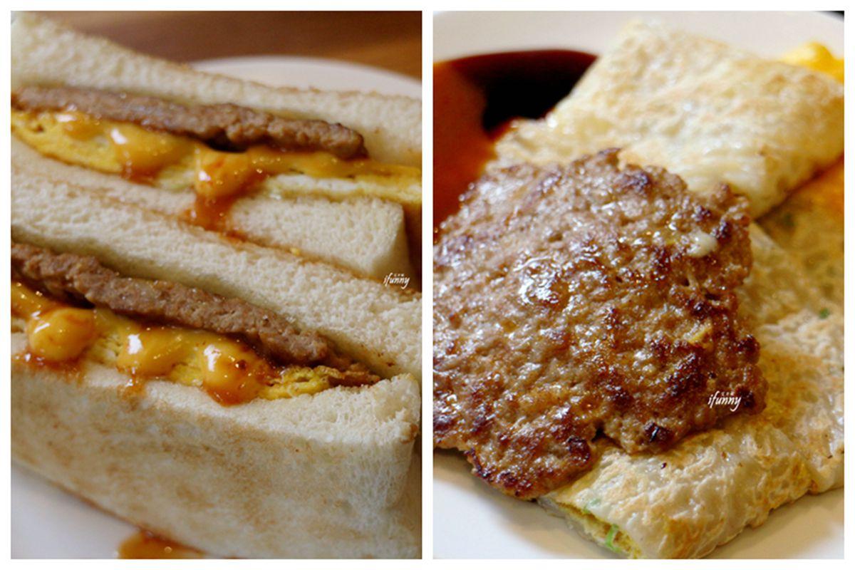 行天宮站 | 真芳-碳烤吐司/紅茶牛奶 民生店 古早味粉漿蛋餅/台北必吃十大早餐
