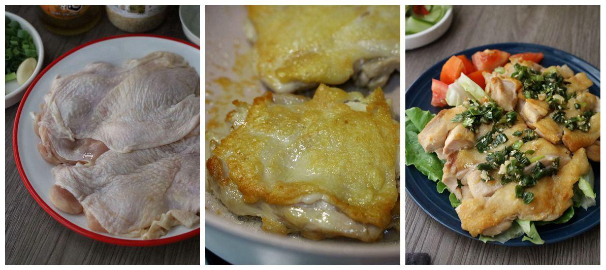 在家料理 | 雞肉料理食譜分享 家常菜食譜分享 大成安心購 雞肉粉絲煲/雞粒豆腐煲/脆皮蔥油雞