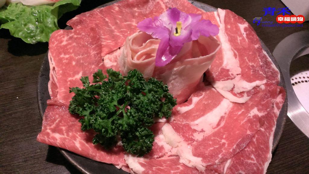 【永安市場站】青禾幸福鍋物涮涮鍋~豐富海陸食材,還有滷肉飯、冬粉、麵條、霜淇淋吃到飽~