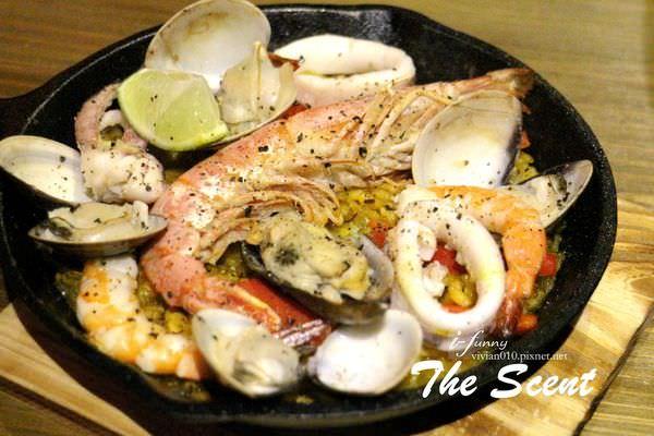 【六張犁站】The Scent餐酒館~台北義大利麵/燉飯/大安區/餐廳