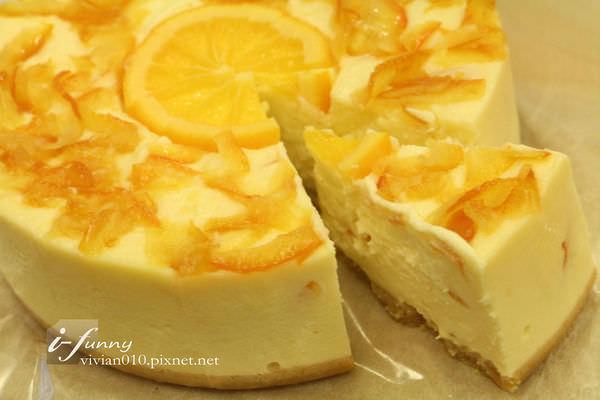 【網購/宅配】心之和香橙乳酪蛋糕,一吃上癮的美味~