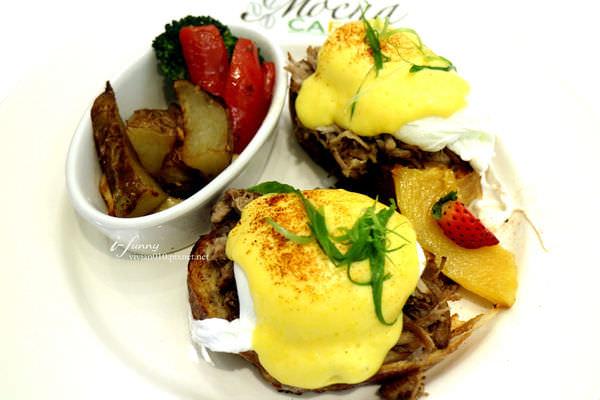 【國父紀念館站】Moena Cafe~來自夏威夷NO1.的鬆餅 101絕佳景觀餐廳