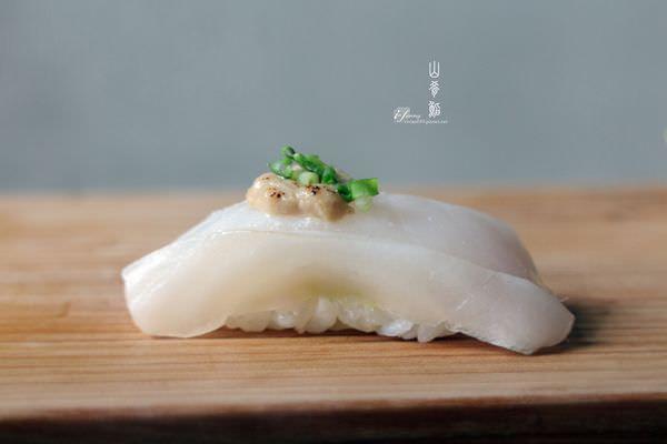 【中山站】山肴 鮨 やまき ずし~阿杰料理長之味覺與視覺的料理美學/中山日本料理無菜單料理