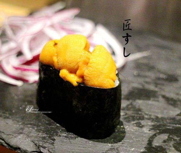 【松江南京站】匠すし壽司~無菜單料理 精準展現食材原味